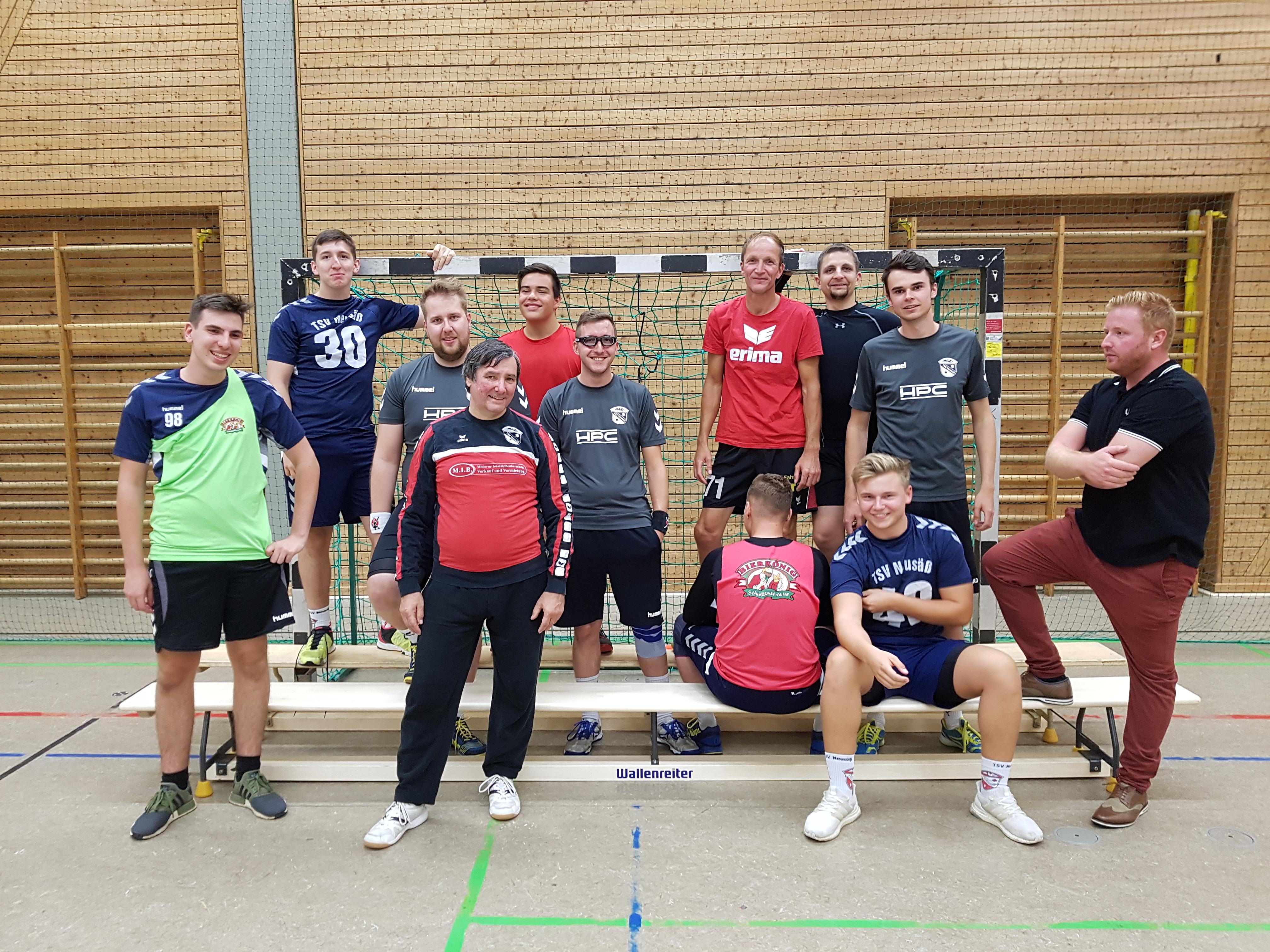 Neusäß Handball